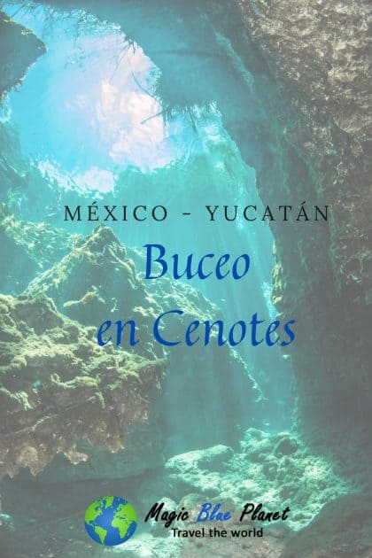 Cenotes Diving ES Pinterest 2