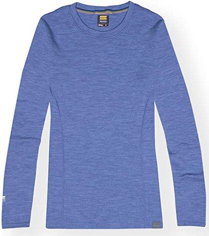 MERIWOOL base layer thermal shirt   40plusstyle.com