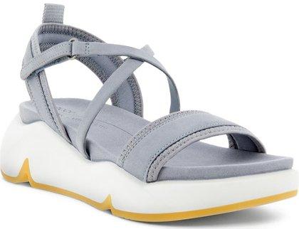 ECCO Chunky Wedge Sandal   40plusstyle.com