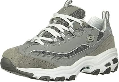 Skechers D'Lites Memory Foam Lace-up Sneaker   40plusstyle.com