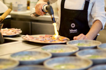 Mesa Abierta Kitxen Espacio gastronómico