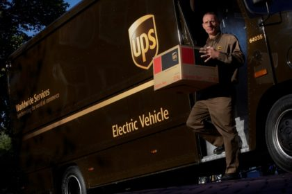 E-re fordul a UPS is