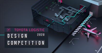A Toyota 2020-as logisztikai dizájnversenyén csomagkezelő megoldások kerestetnek