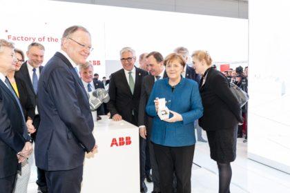 Az ABB bemutatja a jövő gyárát