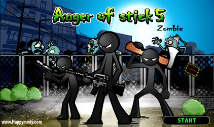 Anger Of Stick 5 Mod Apk