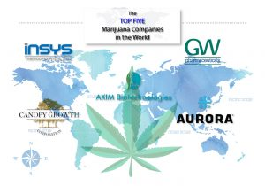 Largest & Most Important Marijuana Companies in the World, CBD Medical Journal