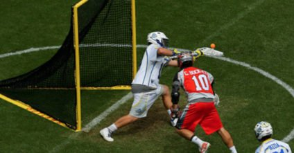 10 Methods to Improve a Lacrosse Goalie's Mental Toughness