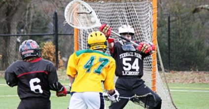Lacrosse Goalie Tips for Eliminating Rebounds