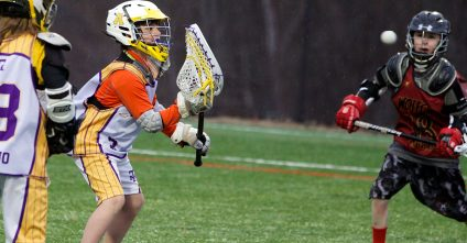 6 Lacrosse Goalie Drills to Improve Stepping to the Shot
