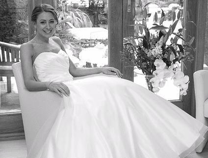 Jodie wedding pic
