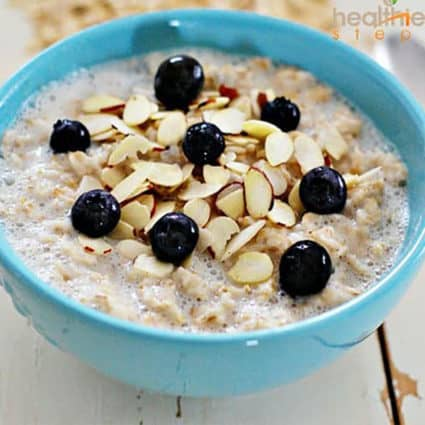Banana Oatmeal Recipe