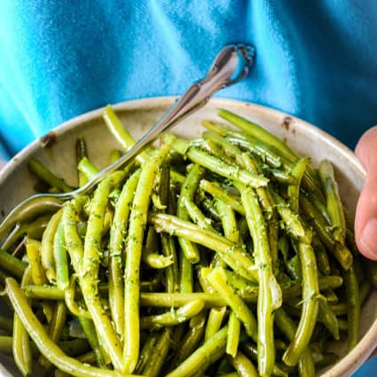 Easy Green Bean Recipe