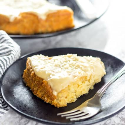 Vegan Gluten-Free Orange Almond Cake