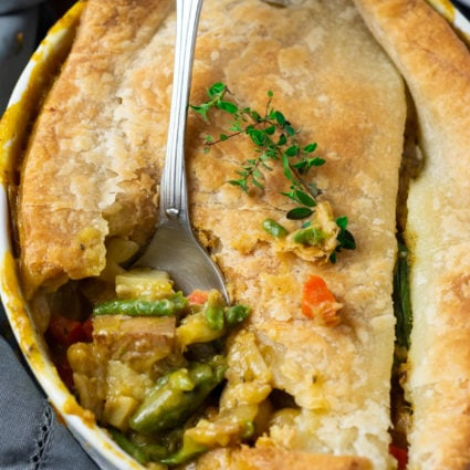 Gluten-Free Vegan Pot Pie