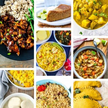 Jamaican Vegan Recipes