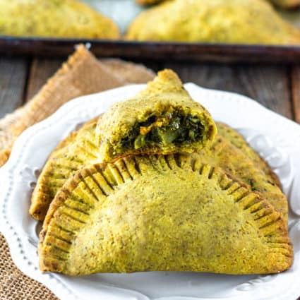 Jamaican Callaloo Patty Recipe