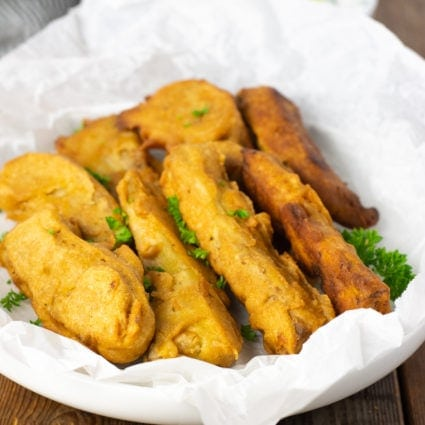 Fried Eggplant Recipe