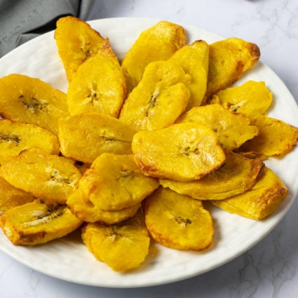 Air Fryer Plantains