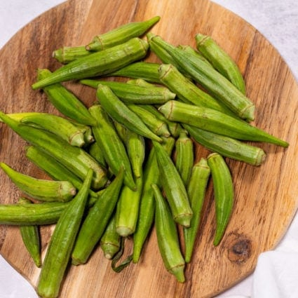 All About Okra