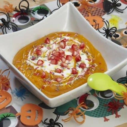 Cremina coriandolosa di Halloween