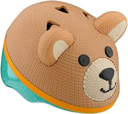SCHWINN 3D Teddy Bear Helmet Infant 1+