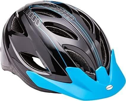 Schwinn Pathway Youth Helmet – Black for 8+