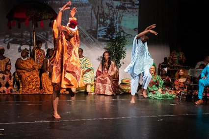 Delou Africa's 10th year anniversary culminates With The Seeds of the Diaspora Concert Extravaganza