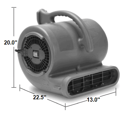Floor drying fan,air mover