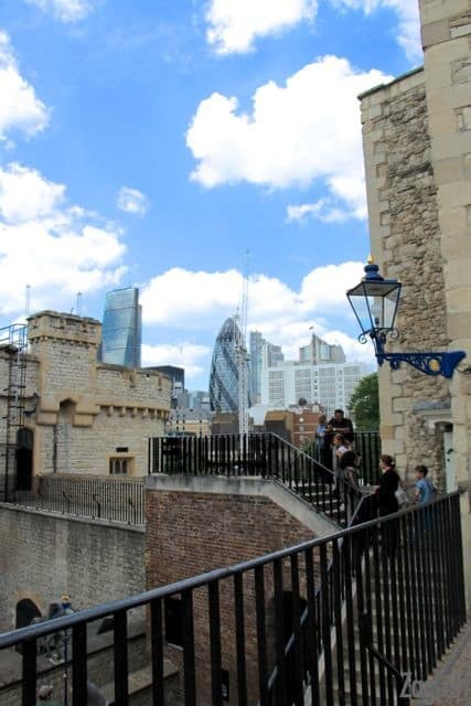 Views of London from the Tower | ZagLeft
