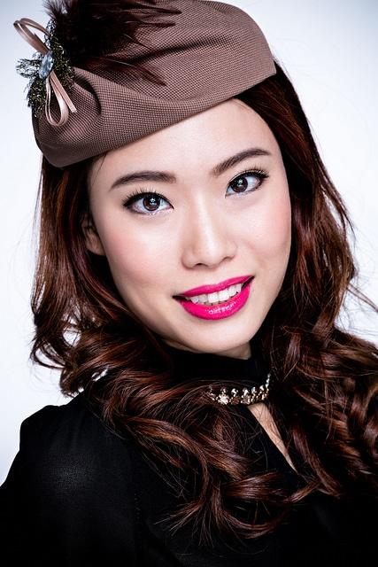Tiara Lash Eyelash Product Photography