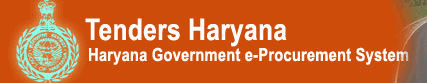 Eprocurement Haryana