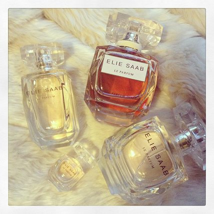 Love Elie Saab's Le Parfum line. Edt, Edp and Edp Intense. Radiant, Voluptuous and Oh-So-Addictive