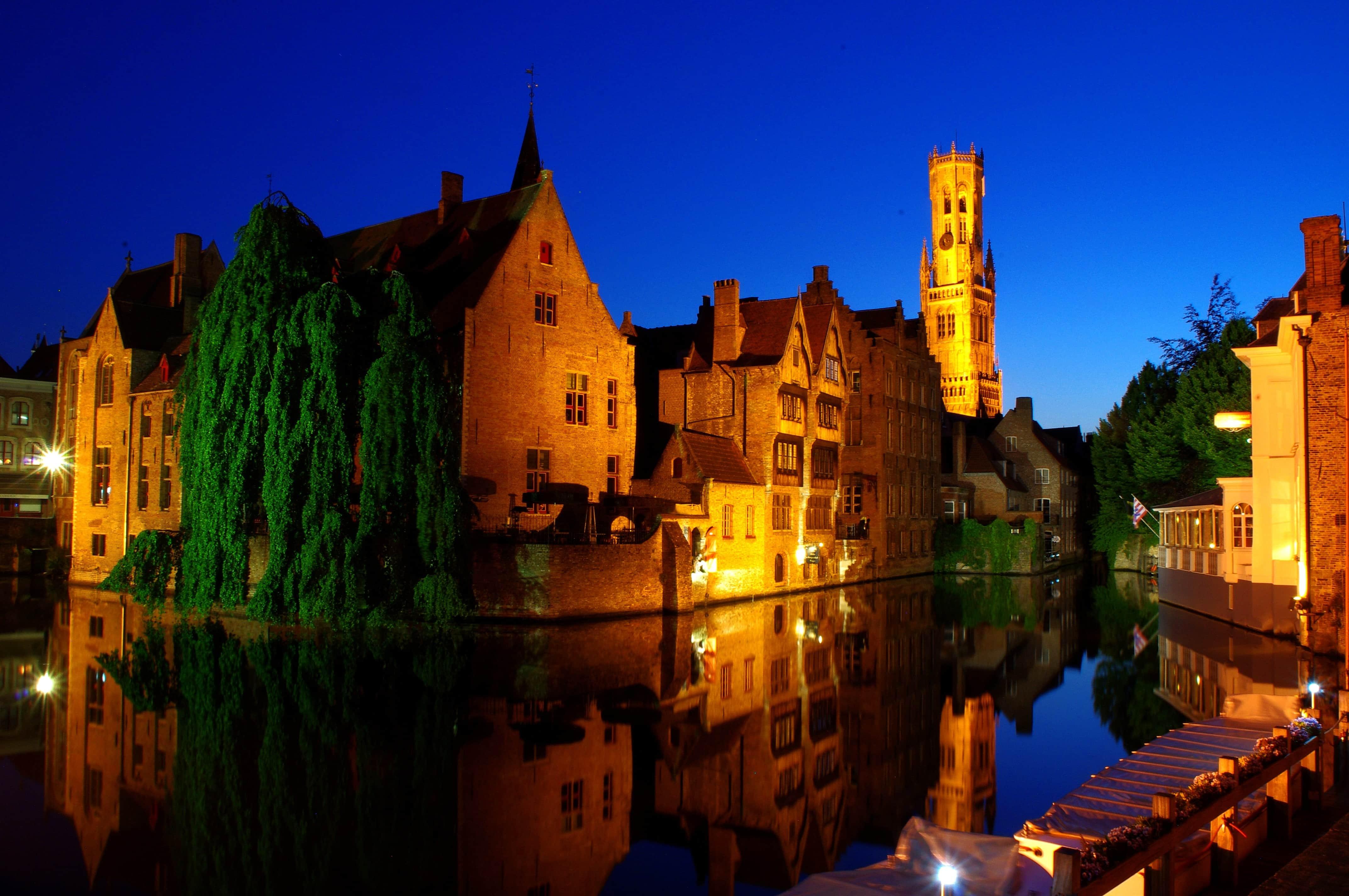 Lo mejor de Brujas, Bélgica