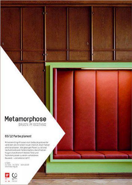 Metamorphose Bauen im Bestand