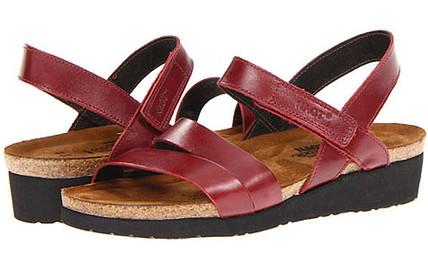 naot klya sandal | 40plusstyle.com