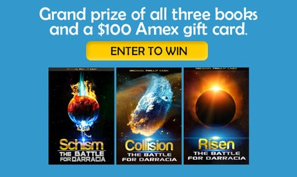 Collision and Gift Card Giveaway