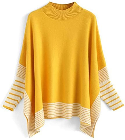 Chicwish oversize sweater | 40plusstyle.com