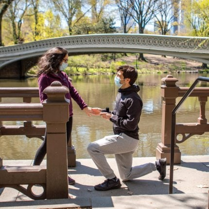 A Quarantine Proposal in Central Park