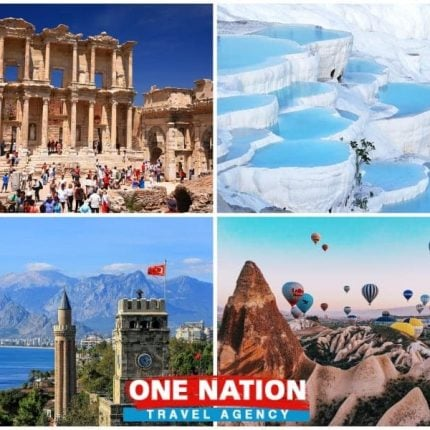 8 Day Turkey Tours Packages