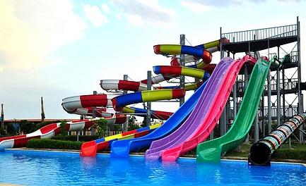 """Аквапарк в Хургаде """"Mirage Aqua Park"""""""