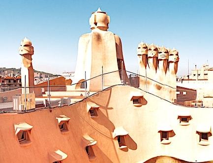 屋上のうねりの画像