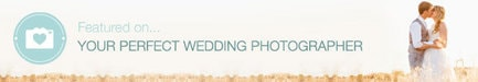 Your Perfect Wedding Photographer Logo