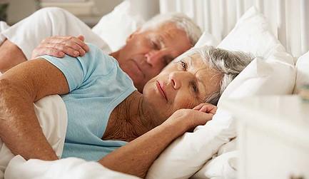 бессонница у пожилый людей