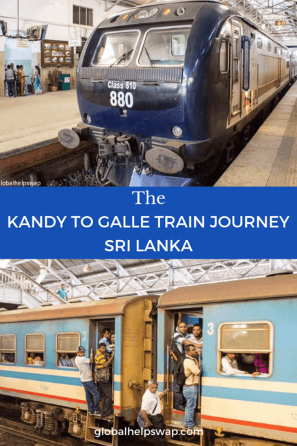 If you're thinking of taking the Kandy to Galle train read our post for some top tips on how to make the most of this journey. Click to find out more