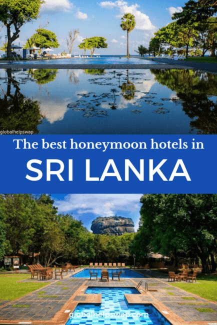 Have you just got married and are looking for a hotel for your honeymoon? Then check out our favourite hotels in Sri Lanka that are perfect for honeymooning couples.