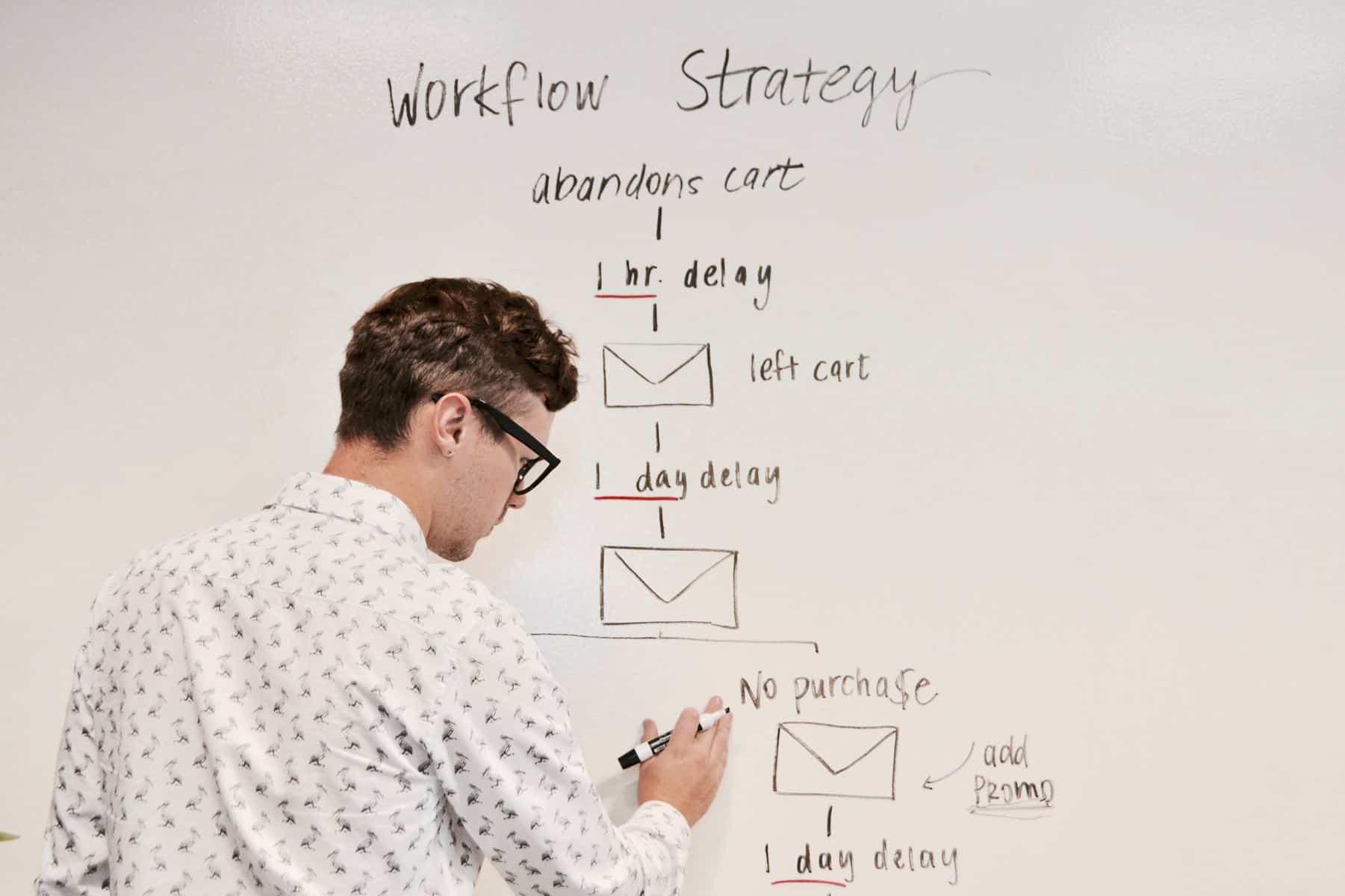 Workflow Lead Nurturing Pardot