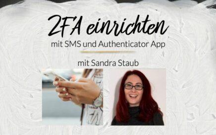 2 Faktor Authentifizierung
