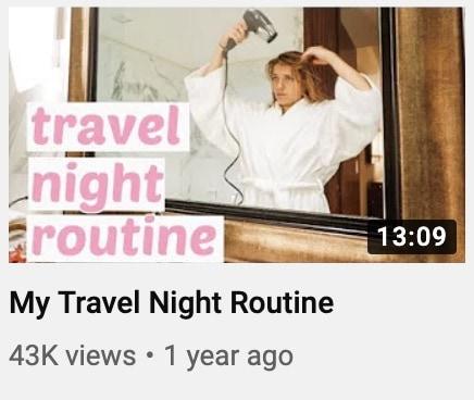 Travel YouTube Thumbnail Fonts