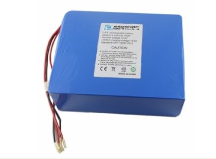 Lithium Iron Phosphate Battery (LiFePO4) Pack 12. 8V 4S6P ( Cell 26650 3200mAH 3.7V)