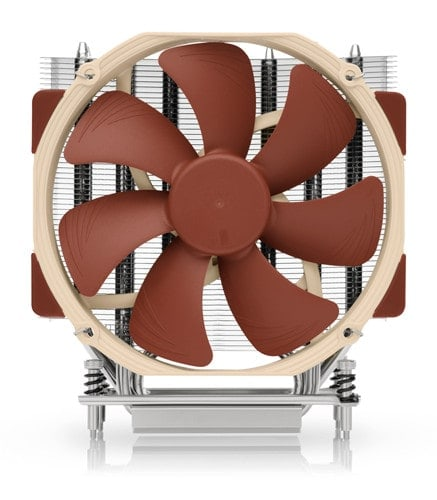 Refrigerador específico para AMD Threadripper: Noctua NH U14S TR4 SP3